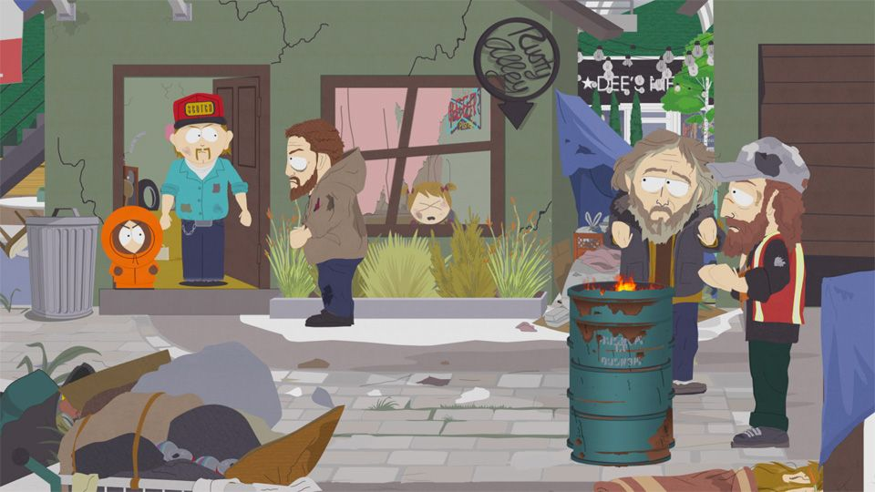 Are They of a Minority Persuasion? - Seizoen 19 Aflevering 7 - South Park