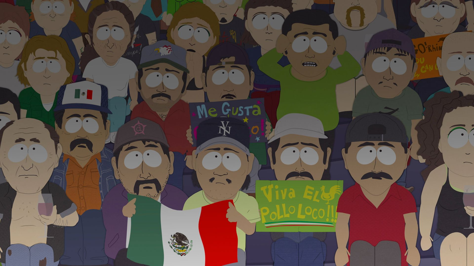 W.T.F. - Season 13 Episode 10 - South Park