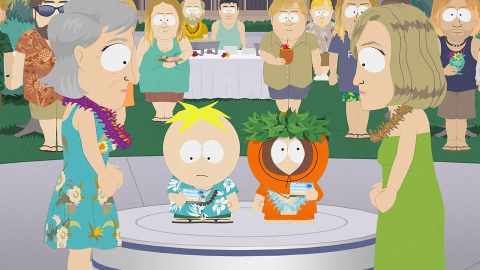Become One With The Natives - Seizoen 16 Aflevering 11 - South Park