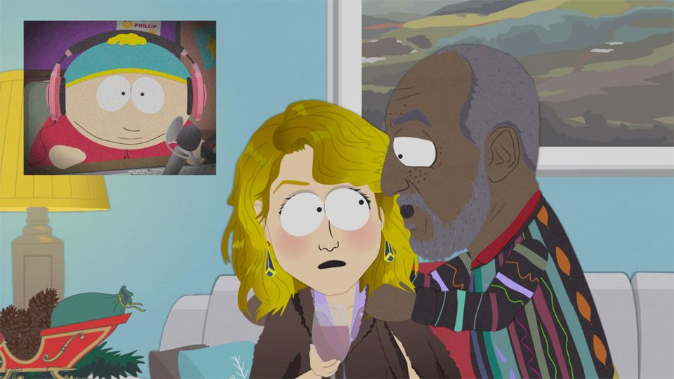 Bill Cosby and Taylor Swift Duet (Season 18 - episode 10 - #HappyHolograms)