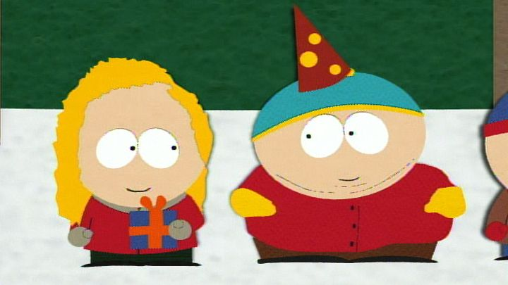 Birthday Party - Seizoen 1 Aflevering 8 - South Park