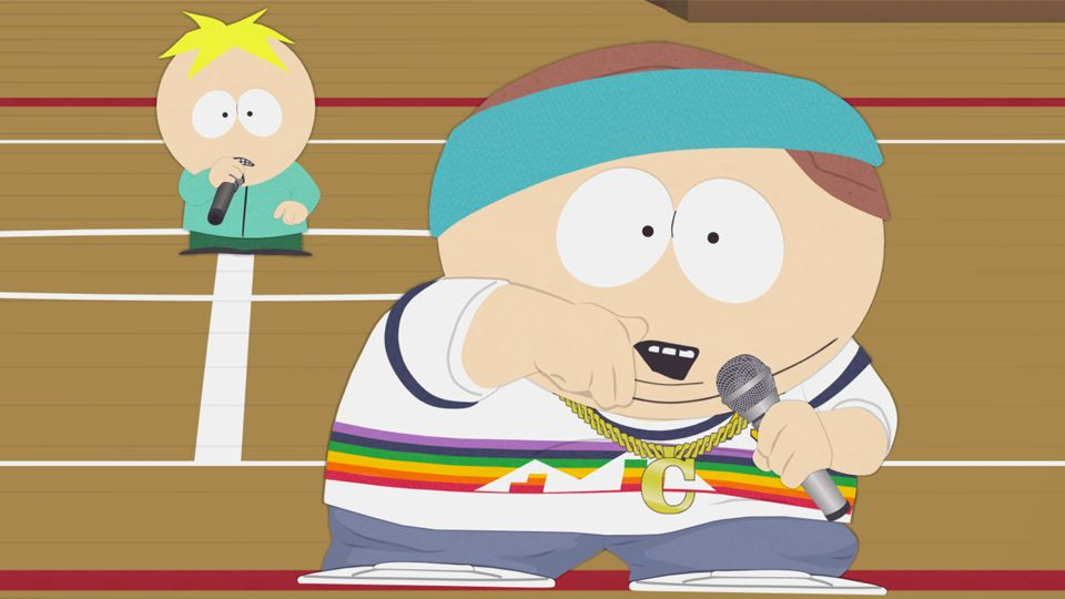 Black Or White, It's Alright! - Seizoen 17 Aflevering 3 - South Park