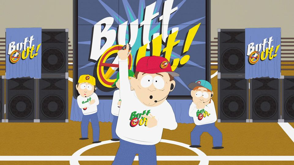 Butt Out - Season 7 Episode 13 - South Park