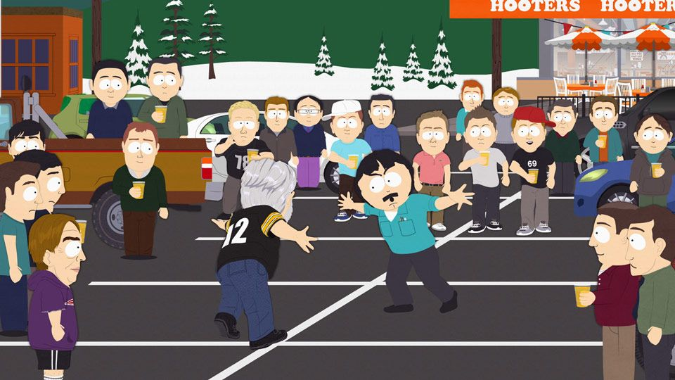Broadway Bro Down - Season 15 Episode 11 - South Park