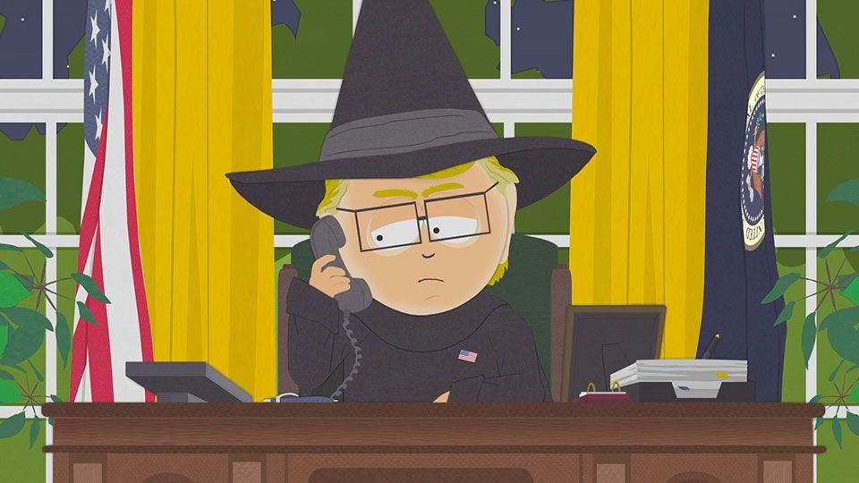 Butter Him Up, Butters (Season 21 - episode 6 - Sons A Witches)