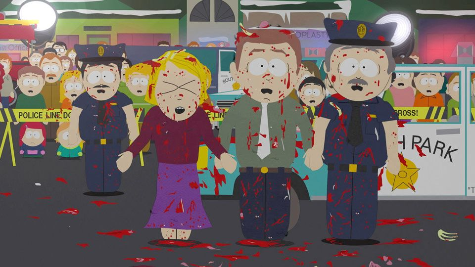 Marjorine - Season 9 Episode 9 - South Park
