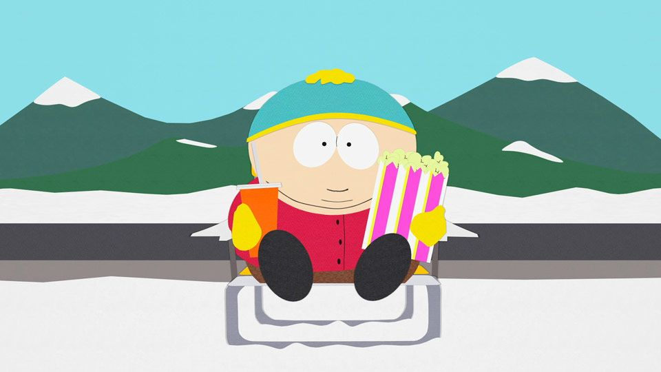 Butters Gets in Trouble (Season 6 - episode 2 - Jared Has Aides)