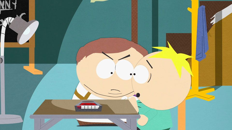 Butters' Interrogation (Season 7 - episode 6 - Lil' Crime Stoppers)
