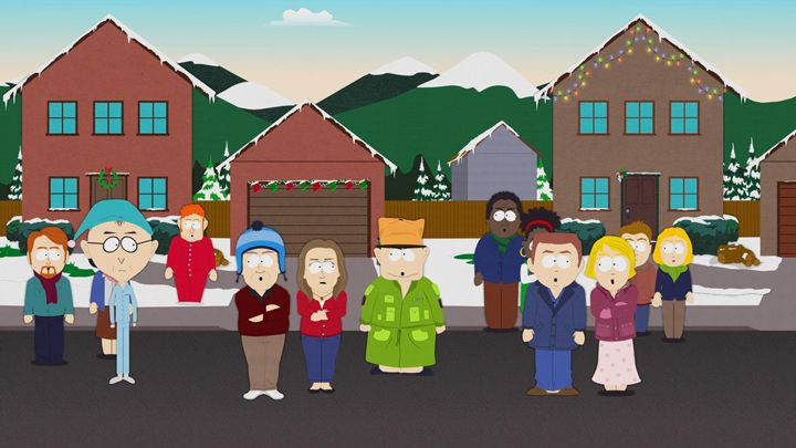 Can We Borrow Some Christmas Snow? - Season 23 Episode 10 - South Park