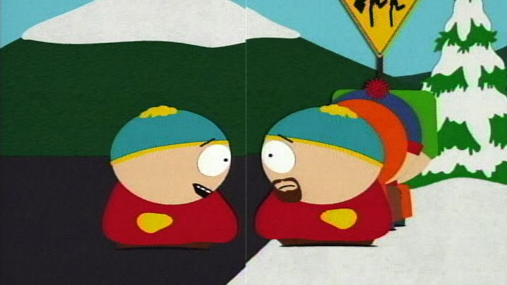 Cartman vs. Cartman (Season 2 - episode 15 - Spookyfish)