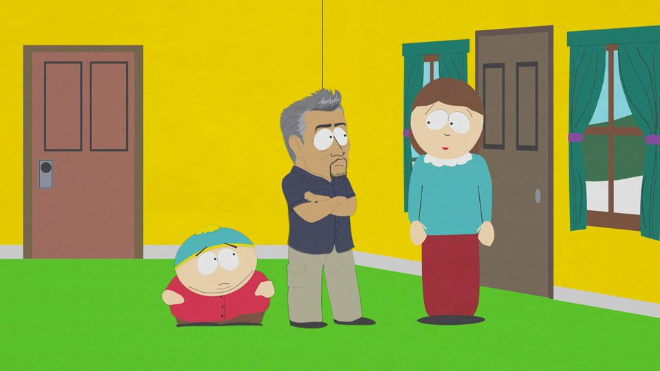 Tsst - Season 10 Episode 7 - South Park