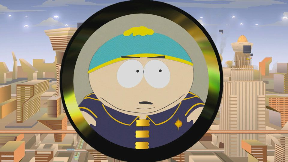 Go God Go XII - Season 10 Episode 13 - South Park