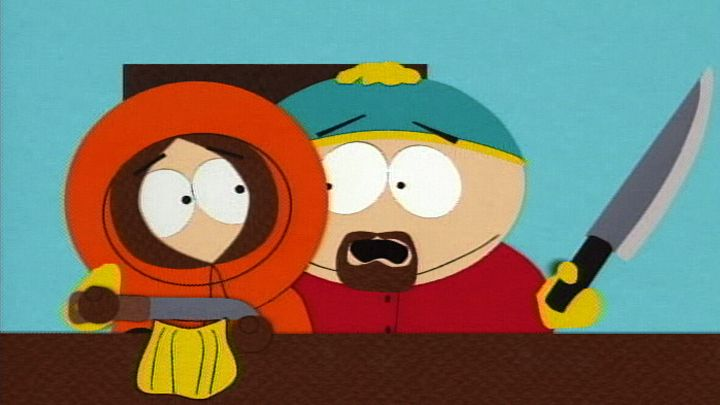 Cartman's New Identity (Season 2 - episode 15 - Spookyfish)