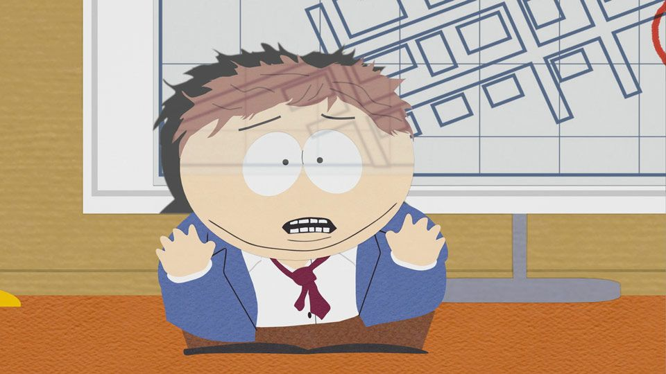 Cartman's Plea (Season 9 - episode 2 - Die Hippie, Die)