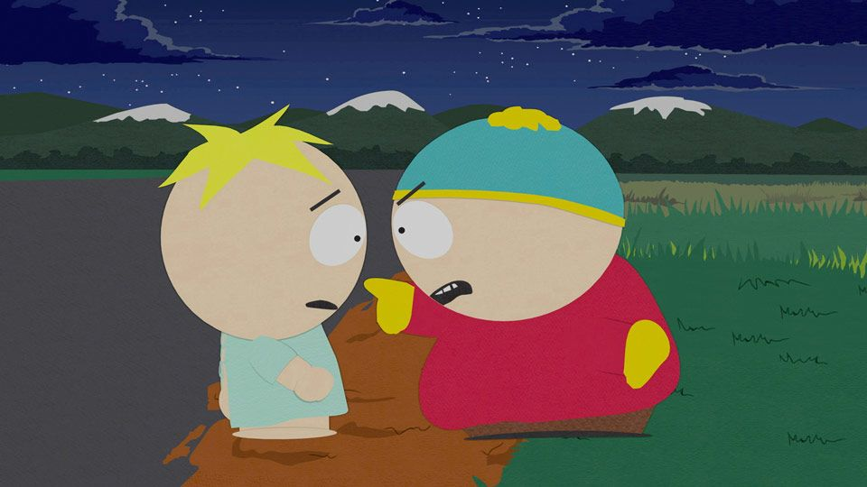 Cartman's Really Changed (Season 9 - episode 6 - The Death of Eric Cartman)