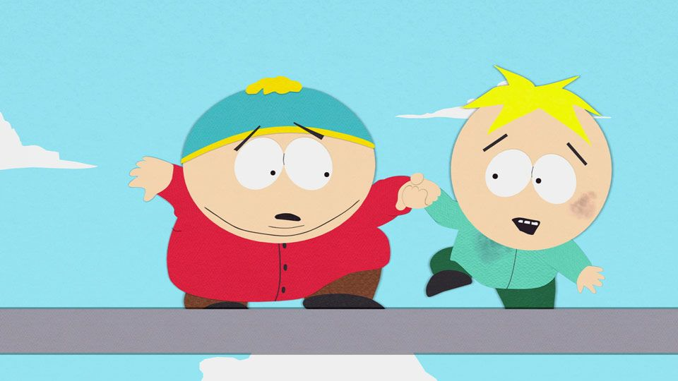 Cartman's Un-Escape Plan (Season 12 - episode 7 - Super Fun Time)