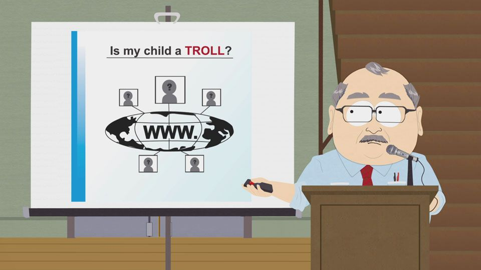 Could My Child Be a Troll? (Season 20 - episode 2 - Skank Hunt)