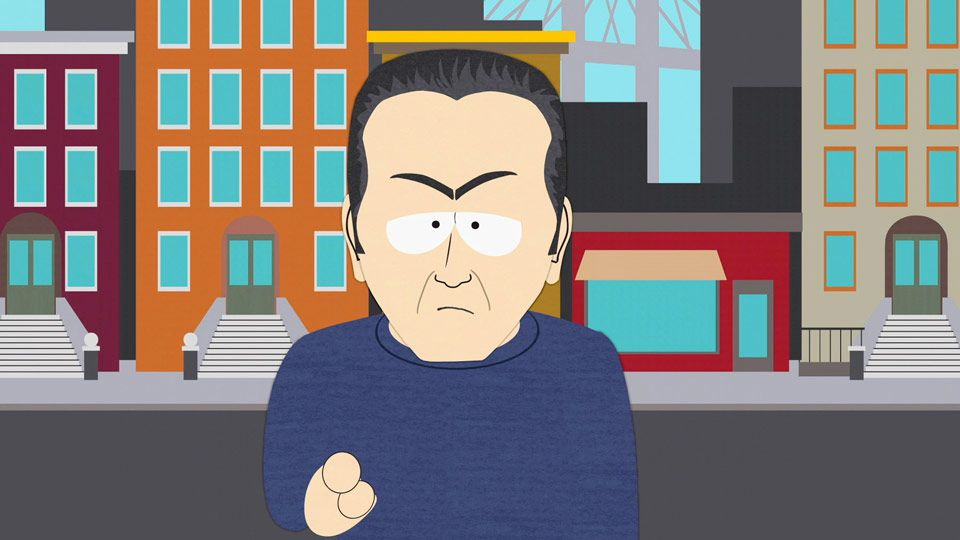 The Biggest Douche in the Universe - Season 6 Episode 15 - South Park