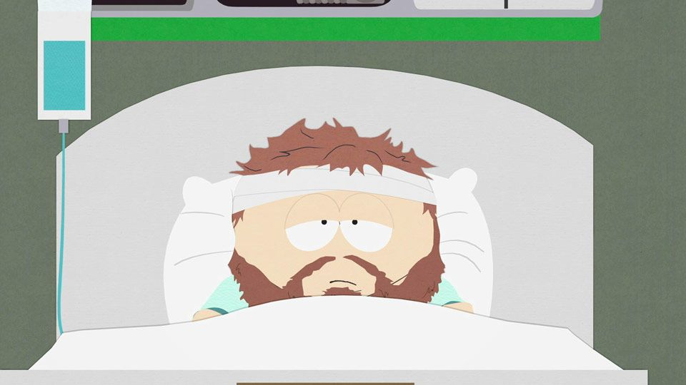 Deep Coma (Season 8 - episode 13 - Cartman's Incredible Gift)