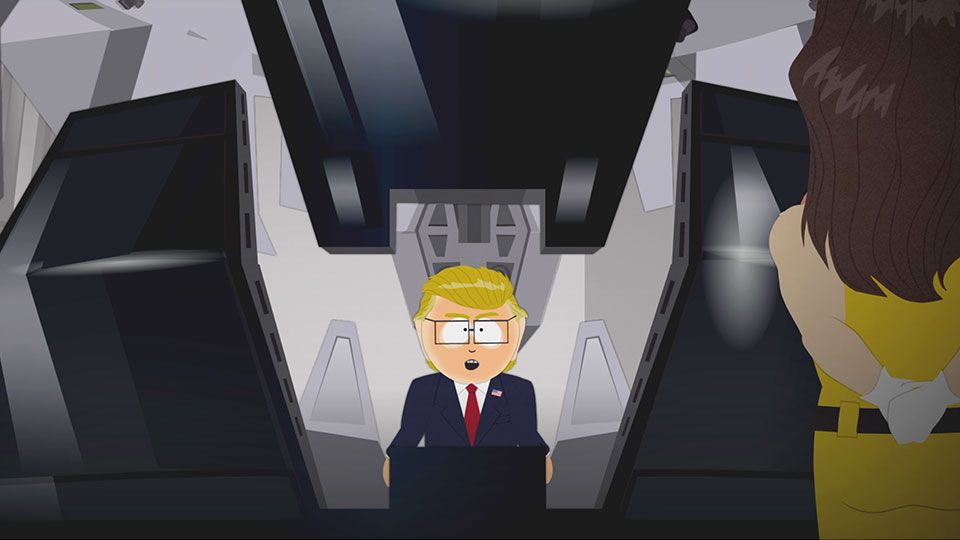 Do I Look Presidential? - Seizoen 20 Aflevering 8 - South Park