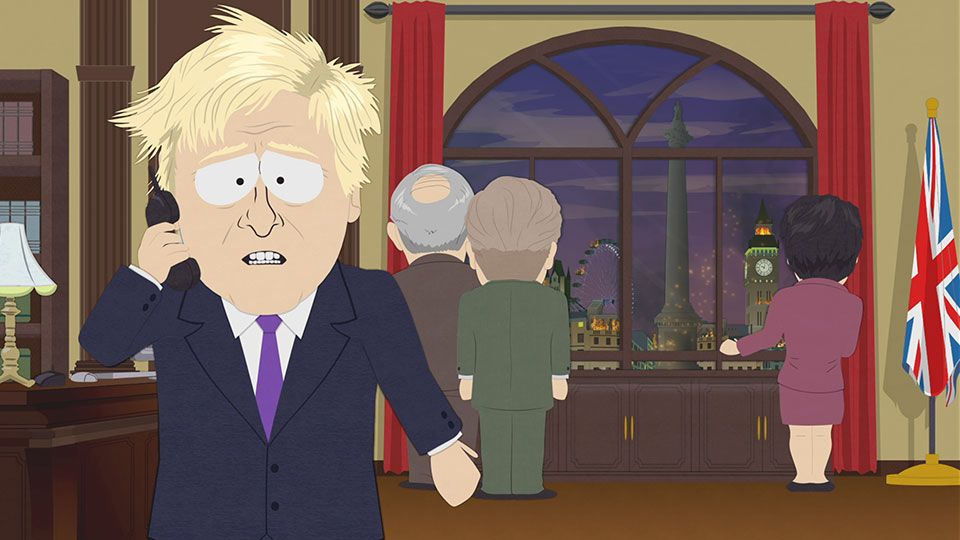 DON'T EAT THE MEM'BRIES! - Seizoen 20 Aflevering 8 - South Park