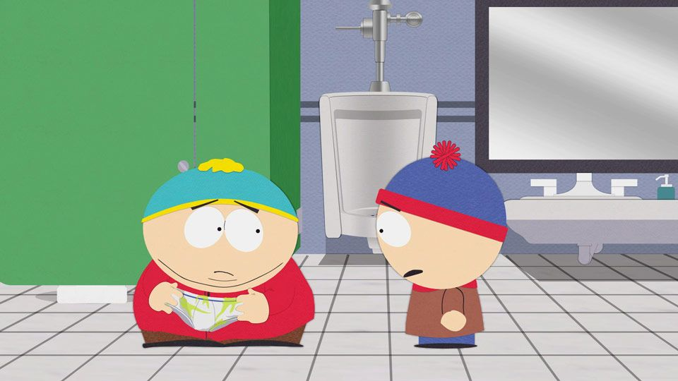 Don't Want To Hurt My Bro's Bitch - Season 12 Episode 9 - South Park