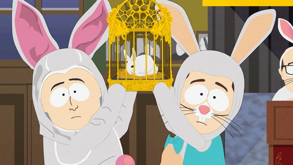 Fantastic Easter Special - Season 11 Episode 5 - South Park