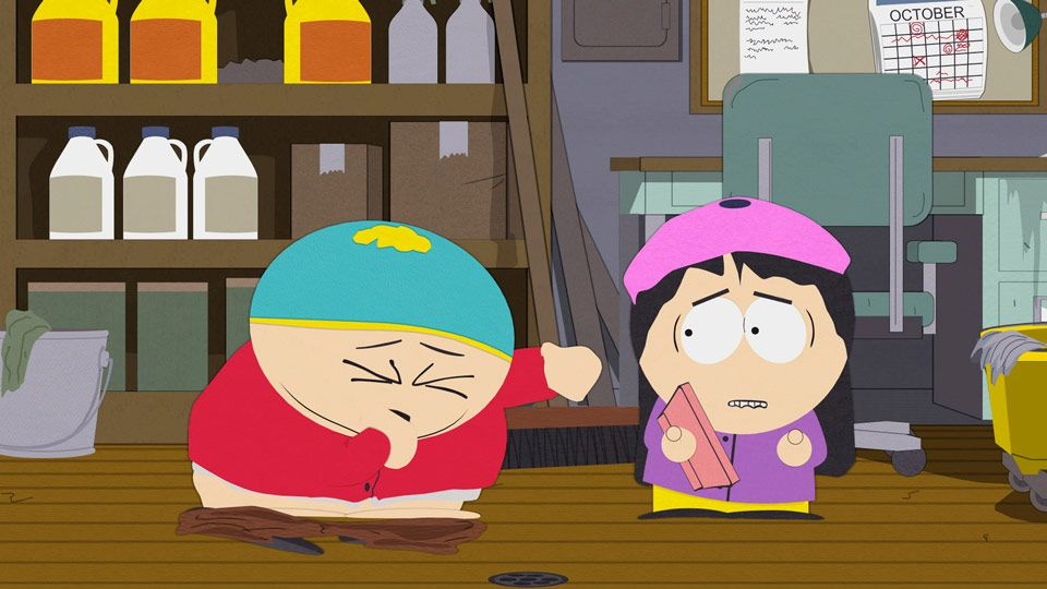Eat My Underwear? - Season 12 Episode 9 - South Park