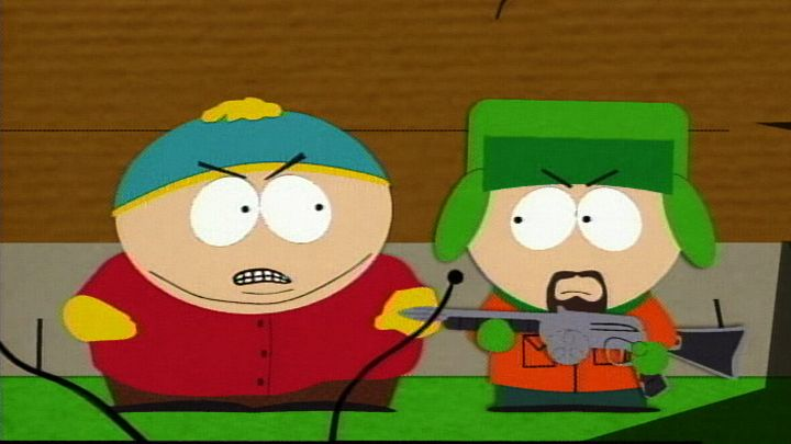 Evil Cartman (Season 2 - episode 15 - Spookyfish)