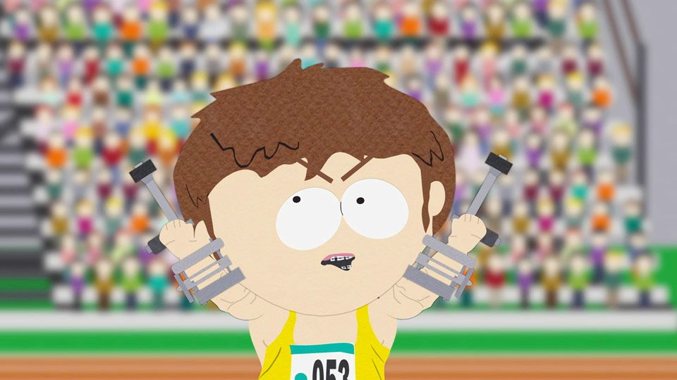 Up the Down Steroid - Season 8 Episode 3 - South Park