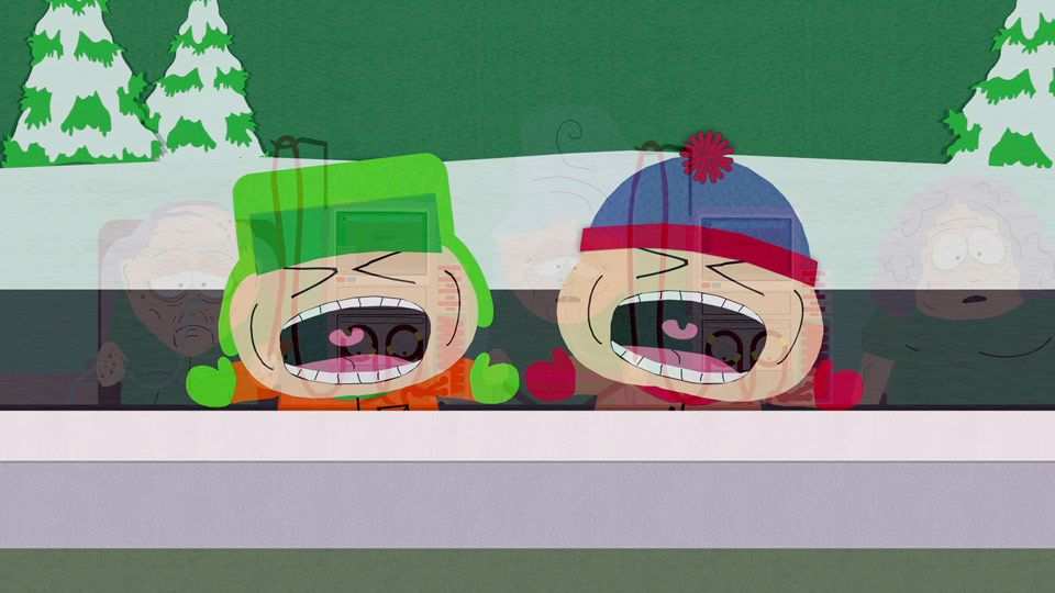 Fun With Dialysis (Season 4 - episode 6 - Cartman Joins NAMBLA)