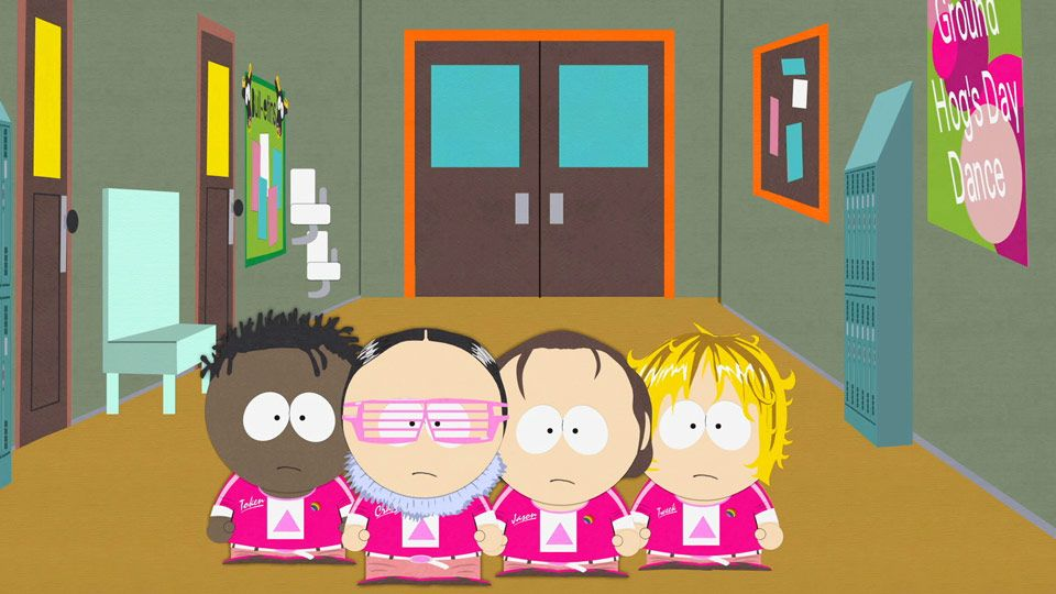 Gayer Than You (Season 7 - episode 8 - South Park Is Gay!)