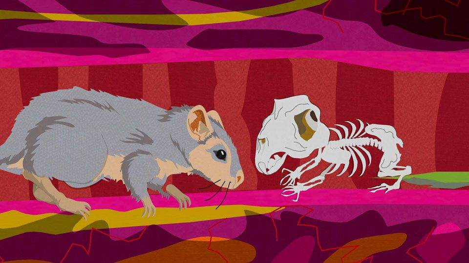 Gerbil Science (Season 6 - episode 14 - The Death Camp of Tolerance)