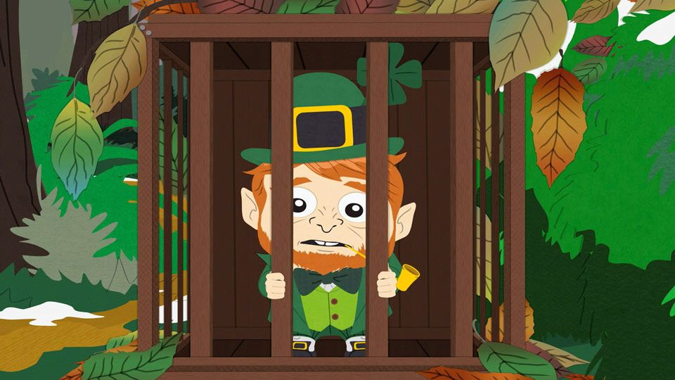 Get That F*&%ing Leprechaun (Season 11 - episode 10 - Imaginationland)