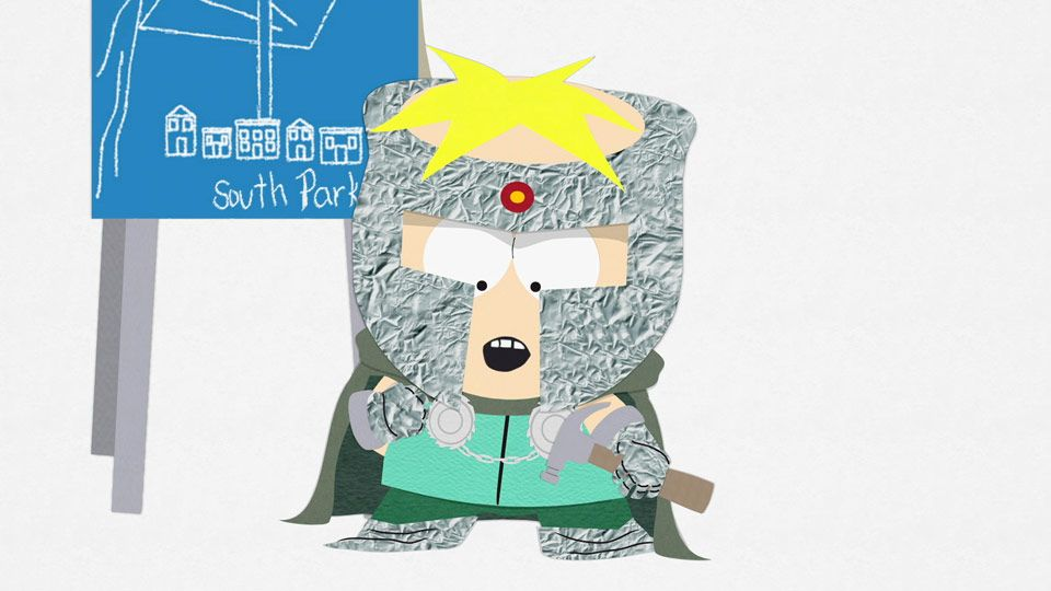 Good Luck Tweek (Season 6 - episode 7 - Simpsons Already Did It)