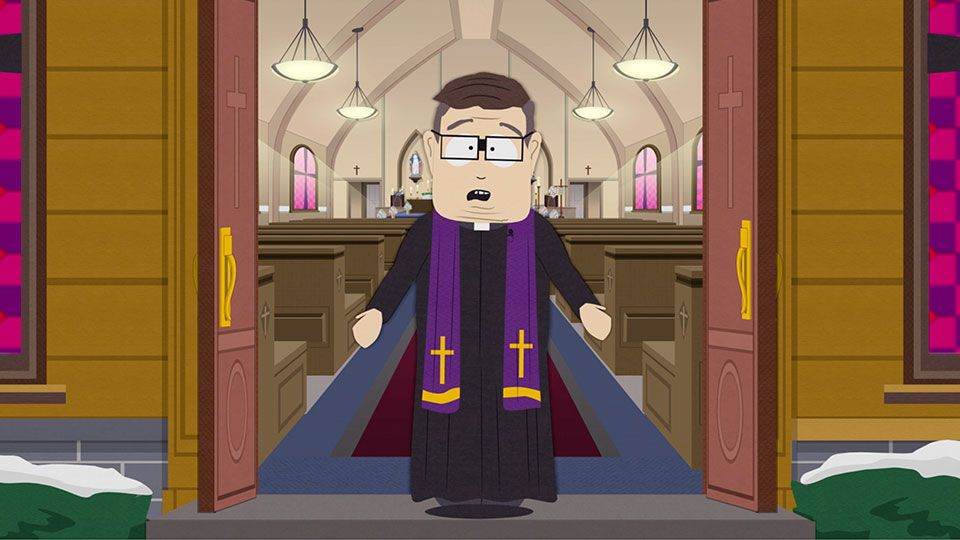 Good to Have My Faith Back (Season 22 - episode 2 - A Boy and a Priest)