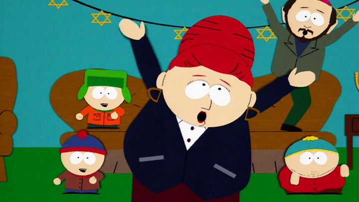 Hanukkah (Season 3 - episode 15 - Mr. Hankey's Christmas Classics)