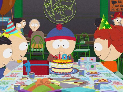 Happy Birthday, Stan! (Season 15 - episode 7 - You're Getting Old (Part 1))