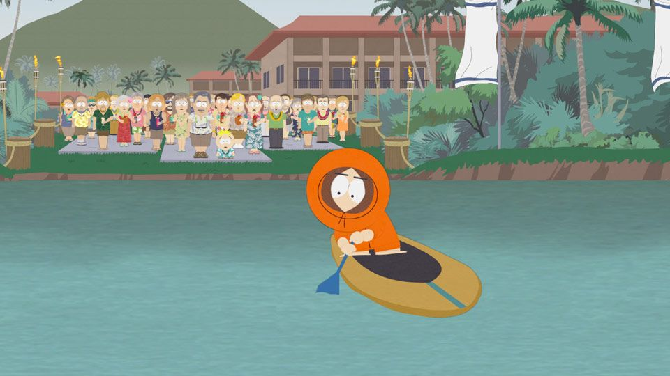 Heart Of A Native - Seizoen 16 Aflevering 11 - South Park
