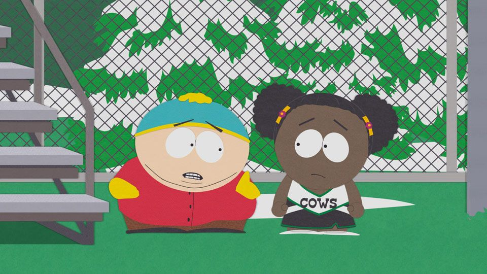 He's MY Man (Season 16 - episode 7 - Cartman Finds Love)