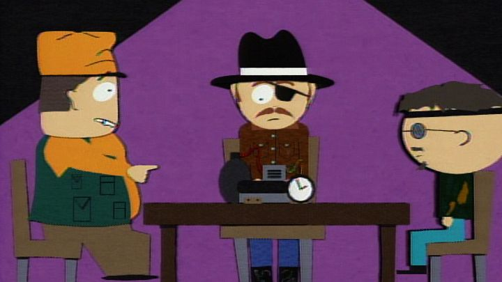 High F Bomb - Seizoen 1 Aflevering 4 - South Park