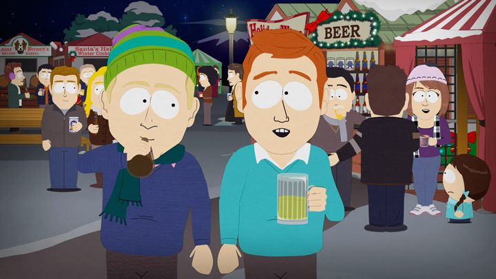 Holiday Spirits - Season 23 Episode 10 - South Park