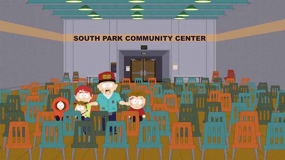The City Part of Town - Season 19 Episode 3 - South Park