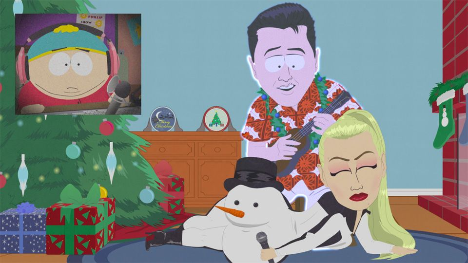 Iggy and Elvis Duet (Season 18 - episode 10 - #HappyHolograms)