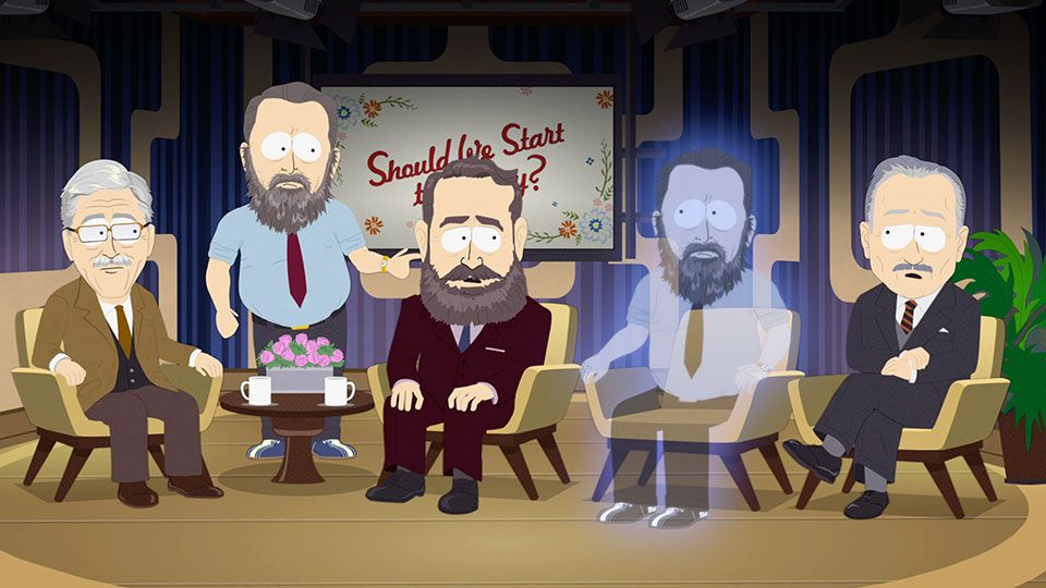 I'm Depending on You - Seizoen 22 Aflevering 7 - South Park