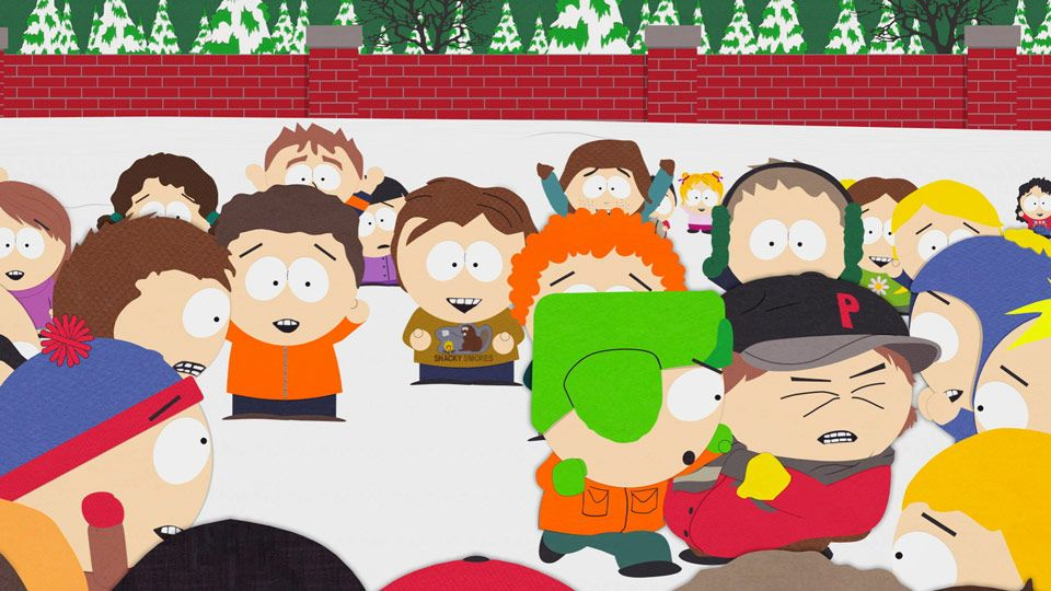 I'm Going To Kill You Cartman! (Season 12 - episode 1 - Tonsil Trouble)
