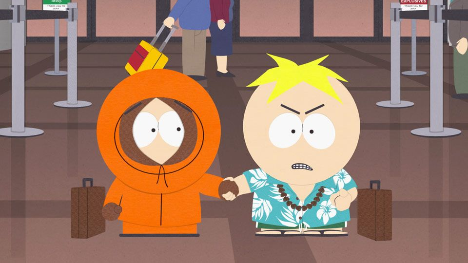 I'm Not Intoxicated, Ya Skank!!! - Seizoen 16 Aflevering 11 - South Park