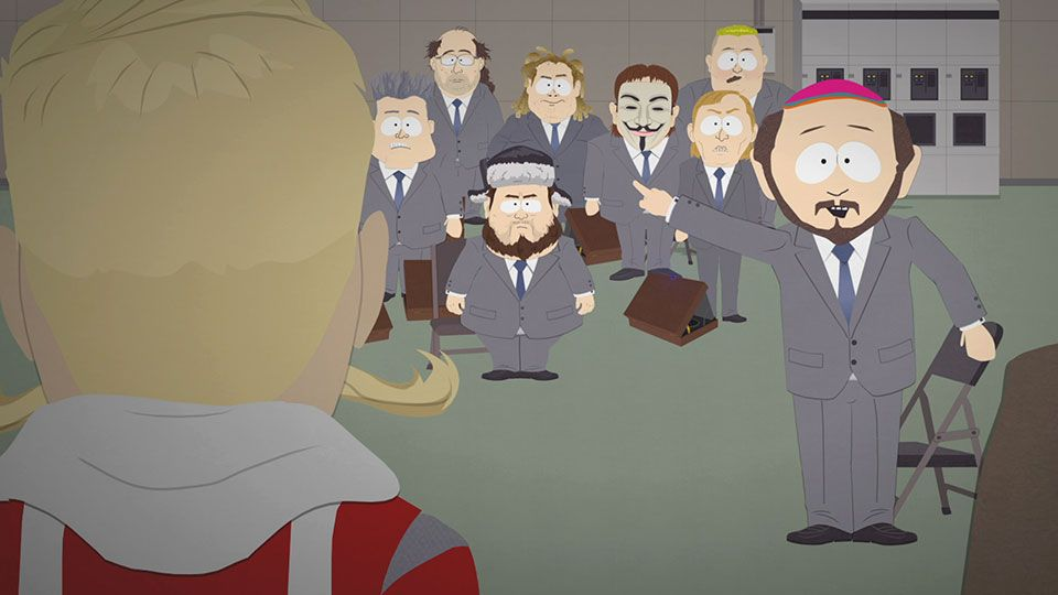 I'm Not One of THEM - Seizoen 20 Aflevering 9 - South Park