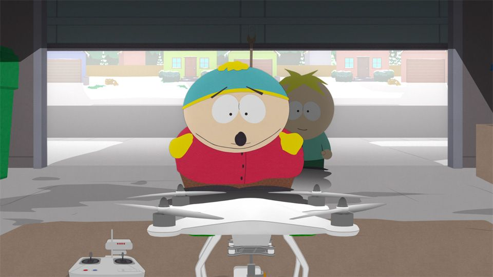 I'm So Bored - Season 18 Episode 5 - South Park