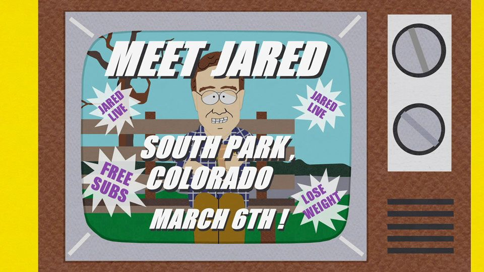 Jared's Coming (Season 6 - episode 2 - Jared Has Aides)